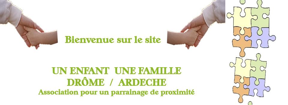 Un Enfant Une Famille Drôme Ardèche